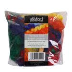 Rainbow dyed 100 gram